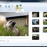 Windows Live Movie Maker Beta (Click to Enlarge)