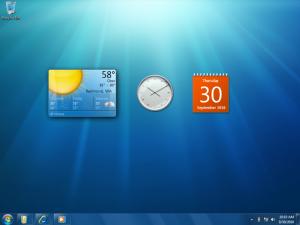 Windows 7 Desktop Gadgets