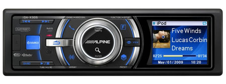 Alpine's iXA-W404