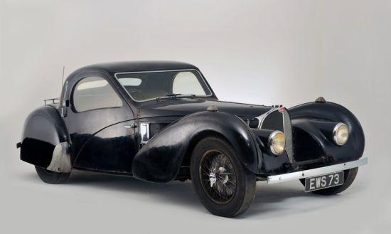 Bugatti 1937 Type 57S