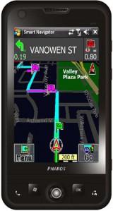 Pharos Traveler 137 GPS Smart Phone