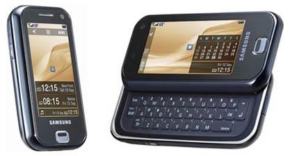 Samsung F700 - The Ultra Smart Series Phone