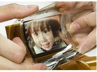 Sony OLED Flexible Screen