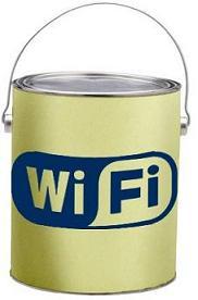 Wi-Fi Blocking Paint
