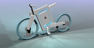 Apple Bicycle Design-2