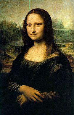 Monalisa by Linardo Da Vinci