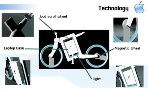 Apple Bicycle Design Features-4