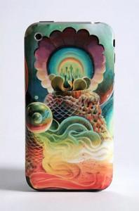 Artist iPhone Skins-7