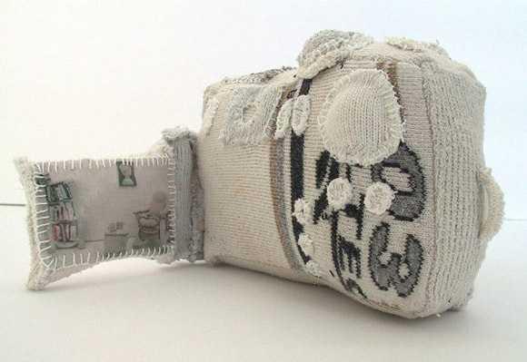 Sock Art Camera-2