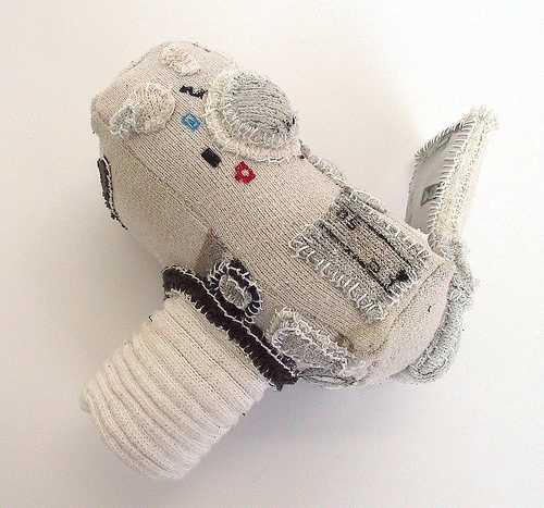 Sock Art Camera-3