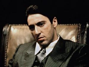 Al Pacino GodFather Still