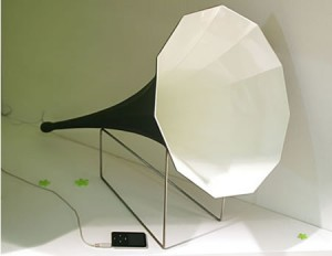 Gramophone Spkears-1