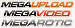 Megaupload, MegaVideo, Megarotic Logo