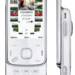 Nokia N86 White with 8MP Camera