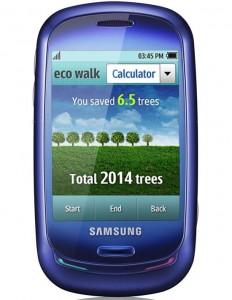 Samsung Blue Earth-2