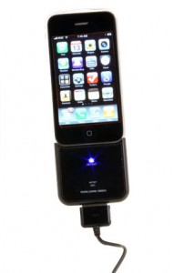 SOLiCharger for iPhone