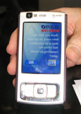 Nokia Nano Breath Mobile