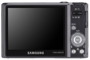 Samsung TLl320 Point-and-Shoot camera