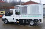 Garbage Van in UK that runs on Garbage