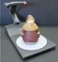 3D Desktop Scanner with Object