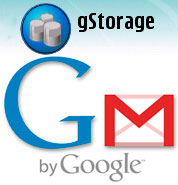 gStorage, Store you files from mobile on gmail account