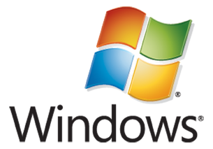 Microsoft Windows Logo in year 2006.