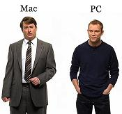 Mac vs PC Ads