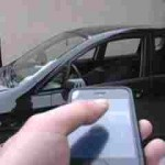 Apple iCar Remote iPhone App