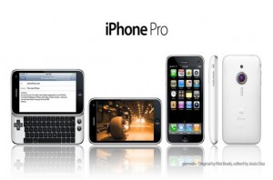 Apple iPhone 4 Pro Concept
