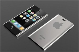 Apple iPhone 4 Nano Concept