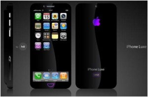 Apple iPhone 4 Deluxe Concept