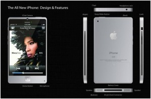 Apple iPhone 4 Aluminum Body Concept