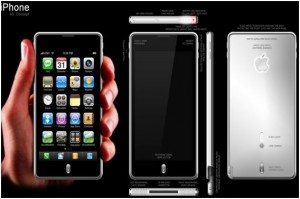 Apple iPhone 4 Thin Concept