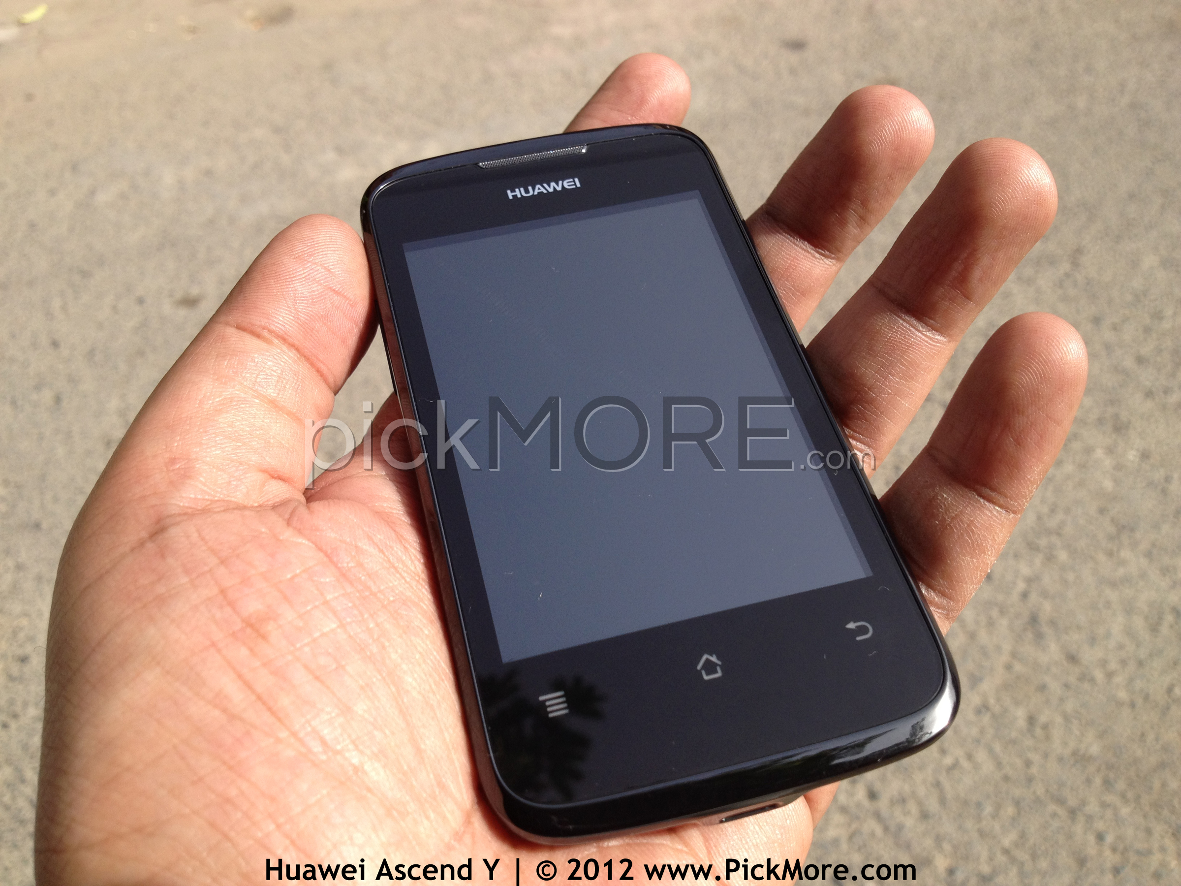 Hands on: Huawei Ascend Y 200 Mid-Range Android Smartphone