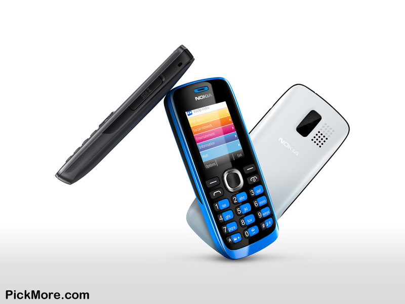Nokia 110 and Nokia 112  Are They Low-End Smartphones?