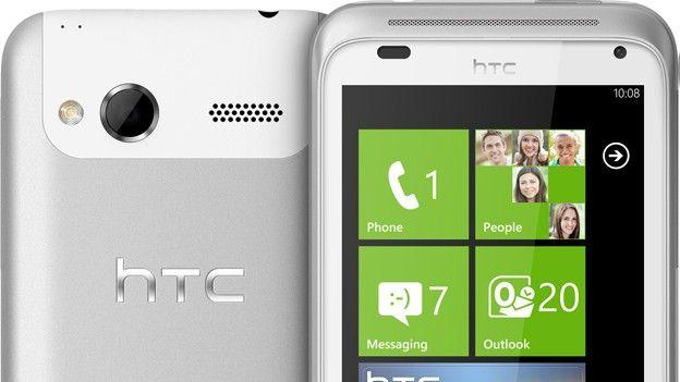 Hands on: HTC Radar Windows Phone 7.5 Mango